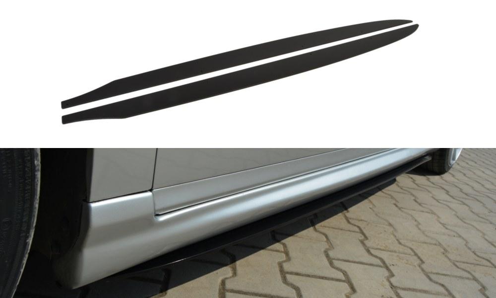 Dokładki Progów Racing VW Passat B6/B7 R-Line - GRUBYGARAGE - Sklep Tuningowy